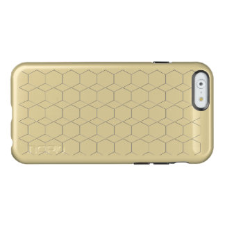 Honeycomb - Diamond modern geometric pattern Incipio Feather® Shine iPhone 6 Case