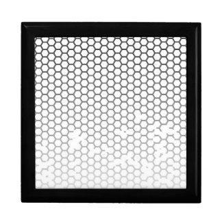 Honeycomb Grunge Gift Box