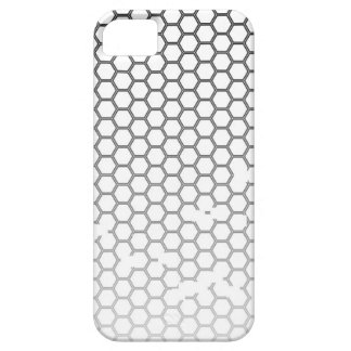 Honeycomb Grunge iPhone 5 Cases