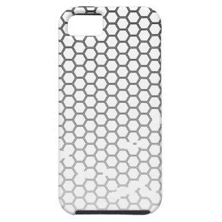 Honeycomb Grunge iPhone 5 Cover