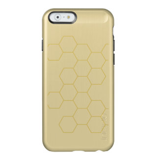 Honeycomb modern geometric pattern, iPhone 6/6s Incipio Feather® Shine iPhone 6 Case