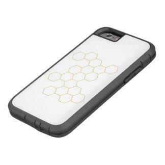 Honeycomb modern geometric pattern tough xtreme iPhone 6 case