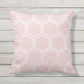Honeycomb Outdoor Pillow