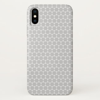 Honeycomb Pattern iPhone X Case