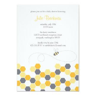 Honeycomb Shower / Party Invitation