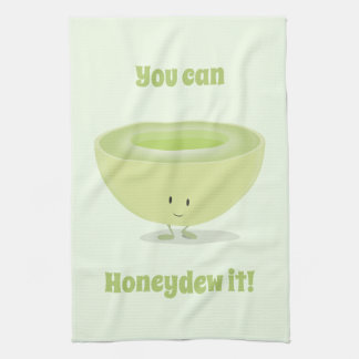 Honeydew Encouragement | Kitchen Towel