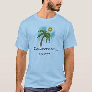 Honeymoon 2007 T-Shirt