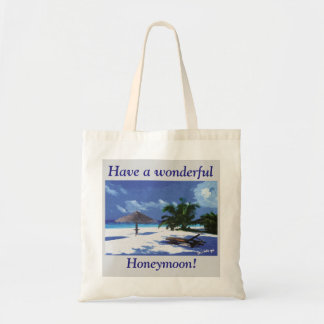 Honeymoon 2 tote bag