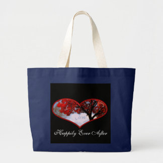 Honeymoon Beach Bride's Tote Canvas Beach Bag
