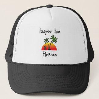 Honeymoon Island Florida. Trucker Hat
