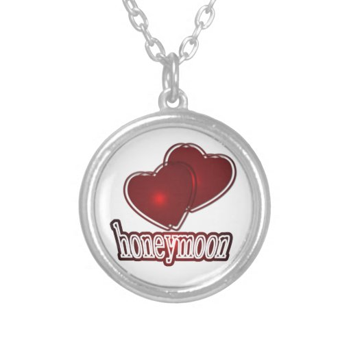 Honeymoon Personalized Necklace