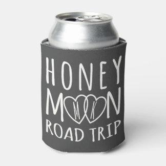 Honeymoon Road Trip Drink Cooler | Add Initials