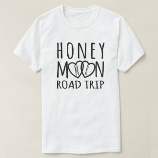 Honeymoon Road Trip T-Shirt