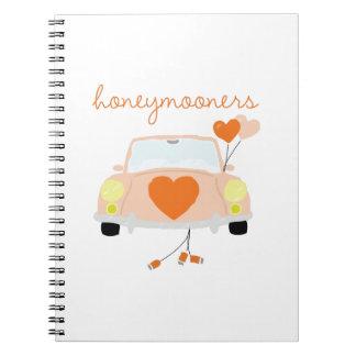 Honeymooners Notebook