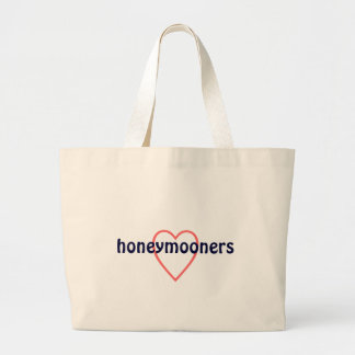 honeymooners tote - great honeymoon beach bag!