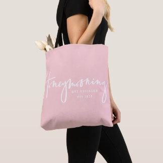 Honeymooning Tote Bag