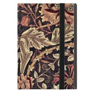 Honeysuckle, a William Morris vintage design Cover For iPad Mini