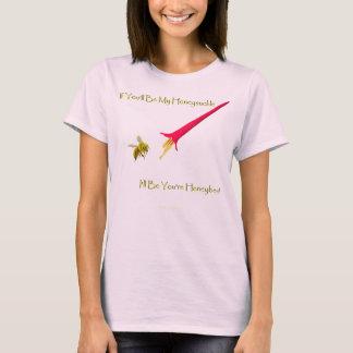 Honeysuckle and Honeybee Shirt