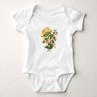 Honeysuckle Bouquet Baby Bodysuit