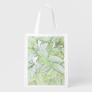 Honeysuckle Reusable Bag