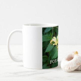 Honeysuckle Sweet Mug. Coffee Mug
