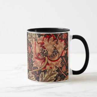 Honeysuckle William Morris Pattern Mug