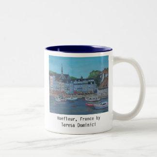 Honfleur, France - Mug