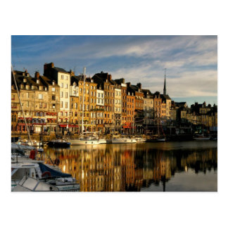Honfleur, near Normandy in France Postcard