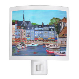 Honfleur - Night Light