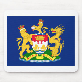 Hong Kong Autonomy Movement Flag Mouse Pad