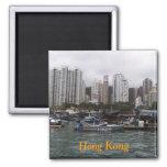 Hong Kong Bay Magnet