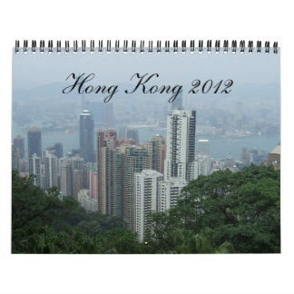 Hong Kong Calendar, Travel Calendar China