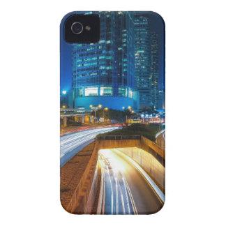 Hong Kong City iPhone 4 Cover