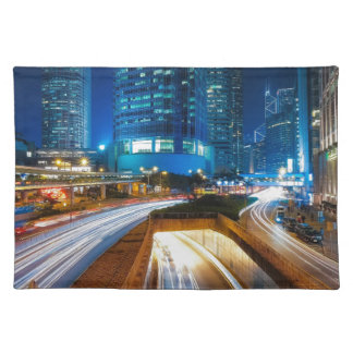Hong Kong City Placemat