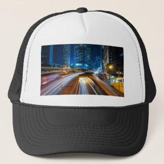 Hong Kong City Trucker Hat