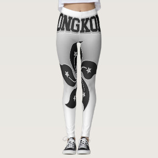 Hong Kong Coat of Arms Leggings