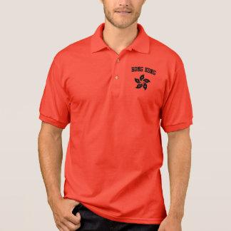 Hong Kong Emblem Polo Shirt