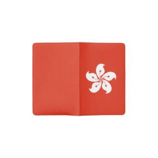 Hong Kong Flag Pocket Moleskine Notebook