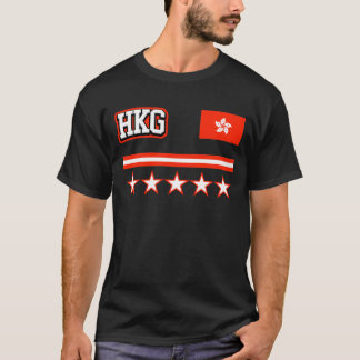 Hong Kong Flag T-Shirt