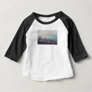 Hong Kong From Above Baby T-Shirt