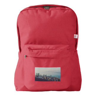 Hong Kong From Above Backpack