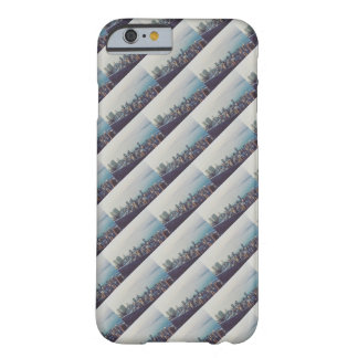 Hong Kong From Above Barely There iPhone 6 Case