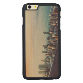 Hong Kong From Above Carved Maple iPhone 6 Plus Case