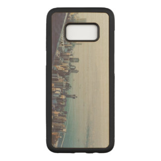 Hong Kong From Above Carved Samsung Galaxy S8 Case