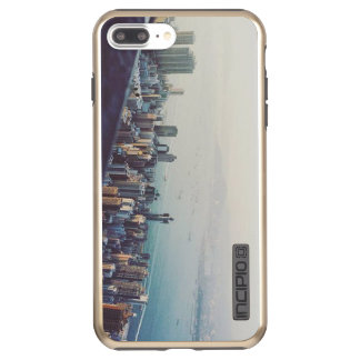 Hong Kong From Above Incipio DualPro Shine iPhone 8 Plus/7 Plus Case