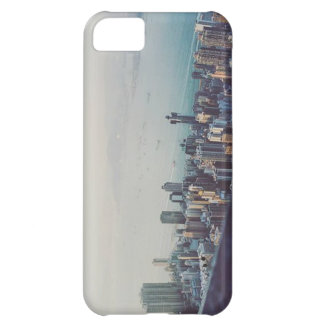Hong Kong From Above iPhone 5C Cover