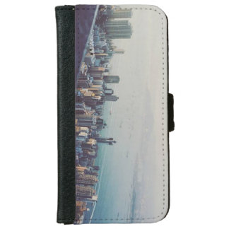 Hong Kong From Above iPhone 6 Wallet Case