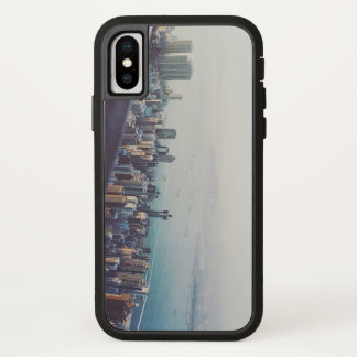 Hong Kong From Above iPhone X Case