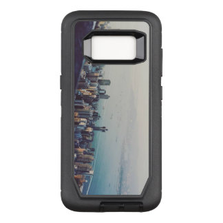 Hong Kong From Above OtterBox Defender Samsung Galaxy S8 Case