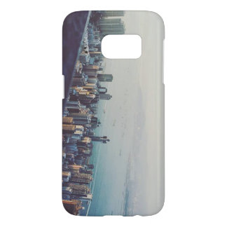 Hong Kong From Above Samsung Galaxy S7 Case